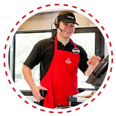 Restaurant team member